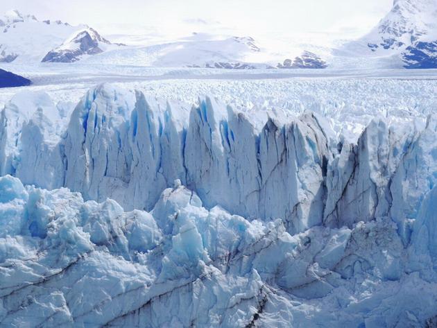 Perito Moreno i nie tylko