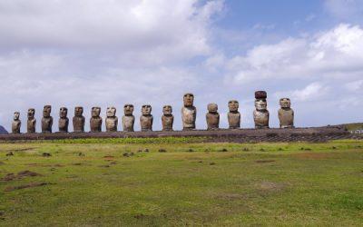 Wyspa Wielkanocna / Rapa Nui
