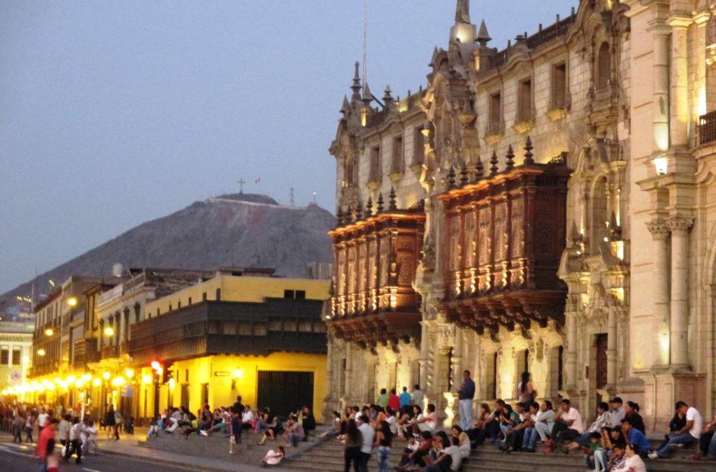 Lima po raz trzeci