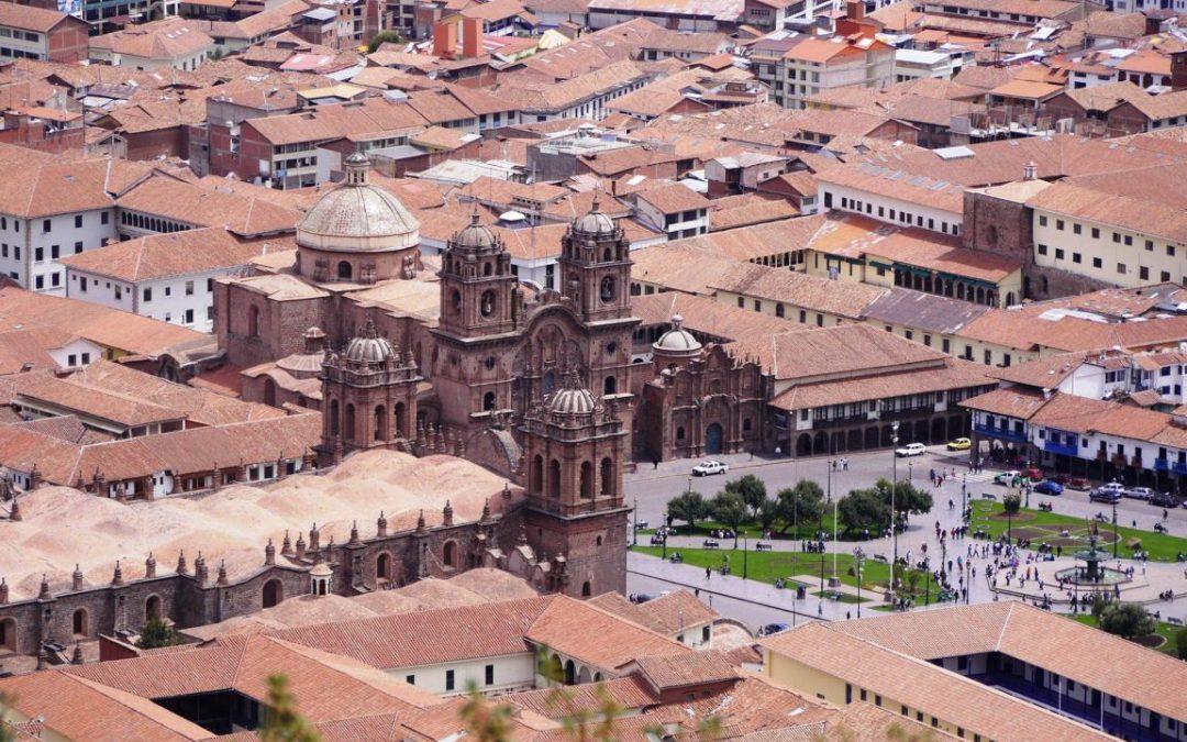 Przedmieścia Cusco – Sacsayhuaman