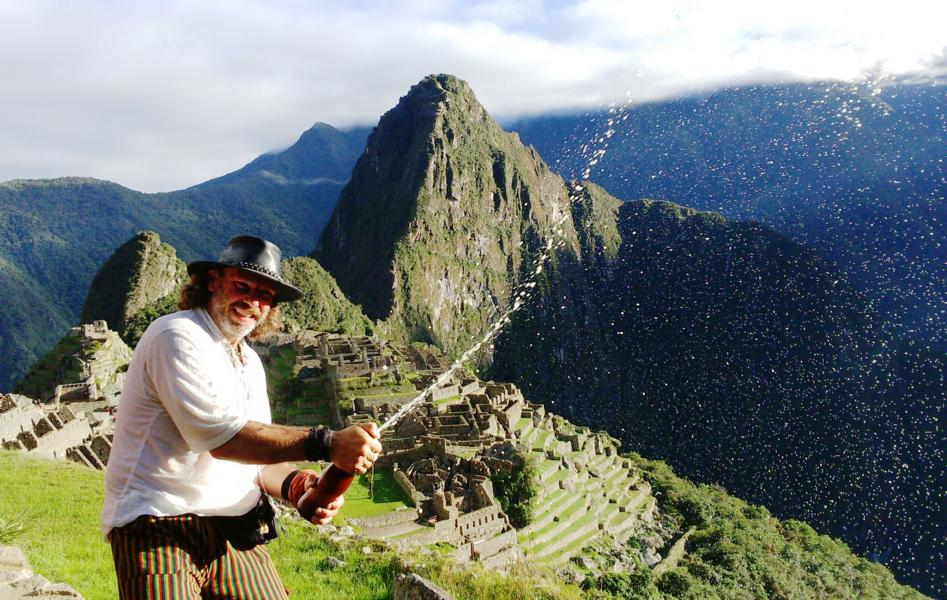 Machu Picchu i 50-te urodziny