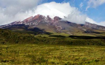wulkan Cotopaxi