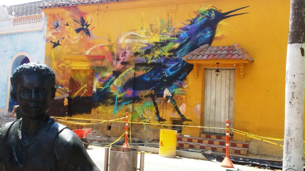Cartagena – Koniec Ameryki Południowej