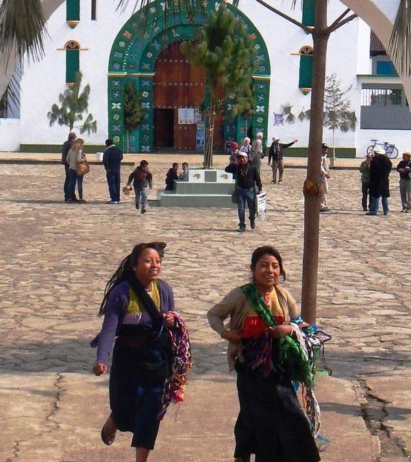 Chiapas i San Juan Chamula
