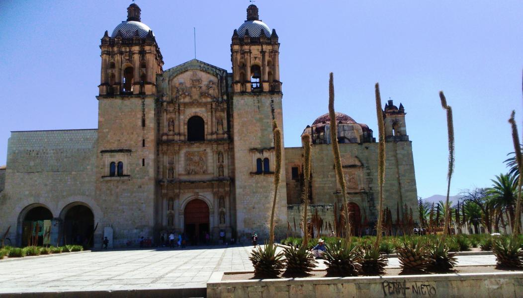 Droga do i Oaxaca