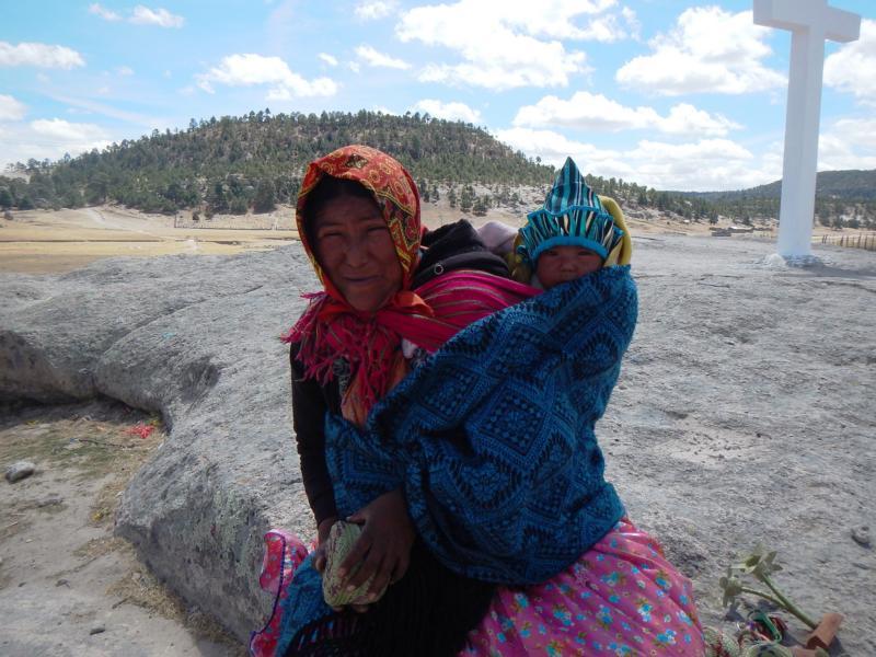 Indianie Tarahumara