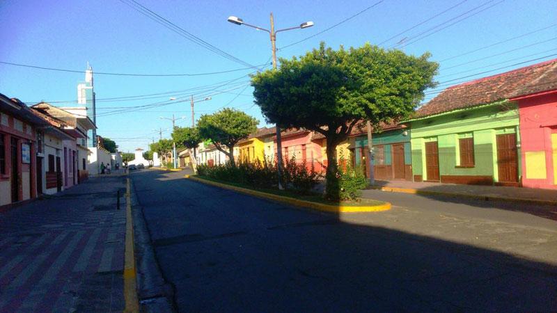 Granada – Nikaragua