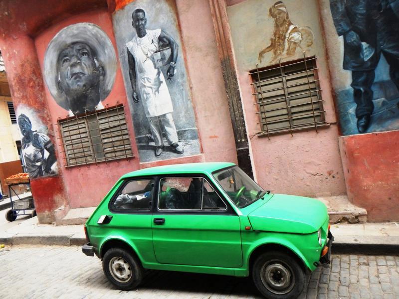 Kuba – Hawana