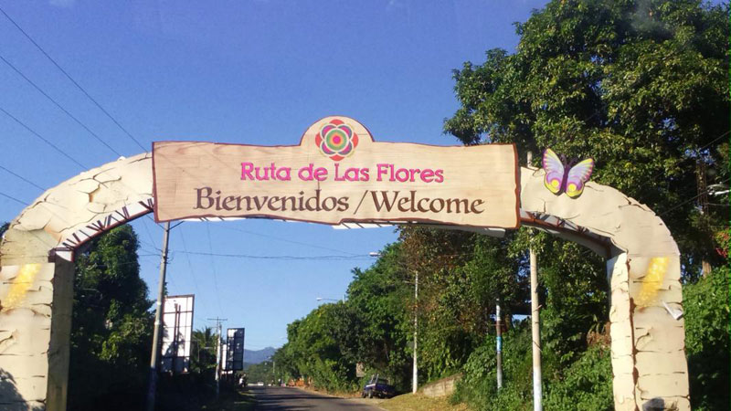 El Salvador – Ruta de las Flores