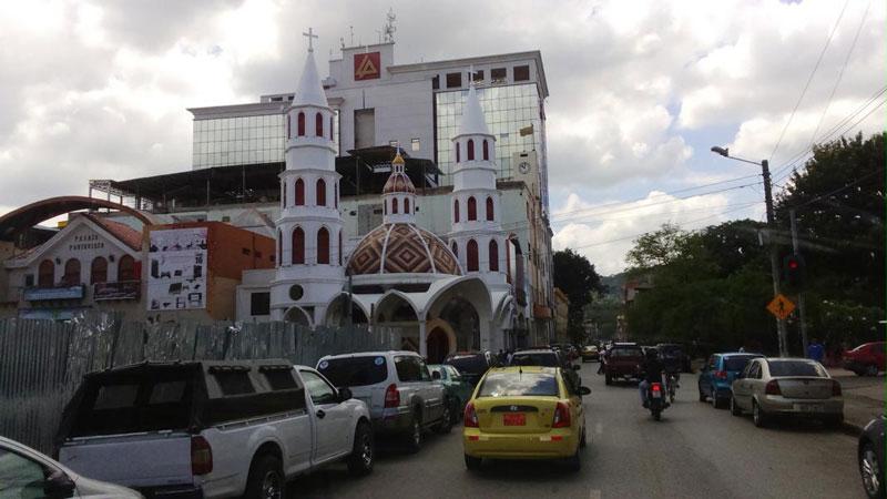 Droga do Kolumbii