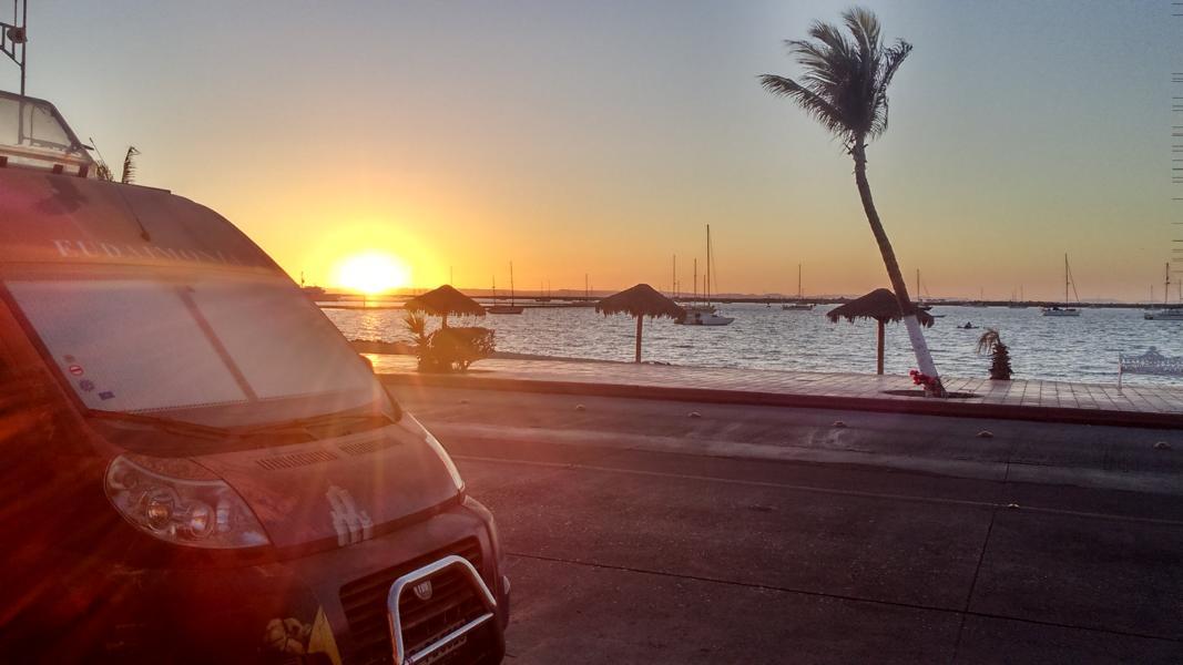 Baja California Sur  –  La Paz