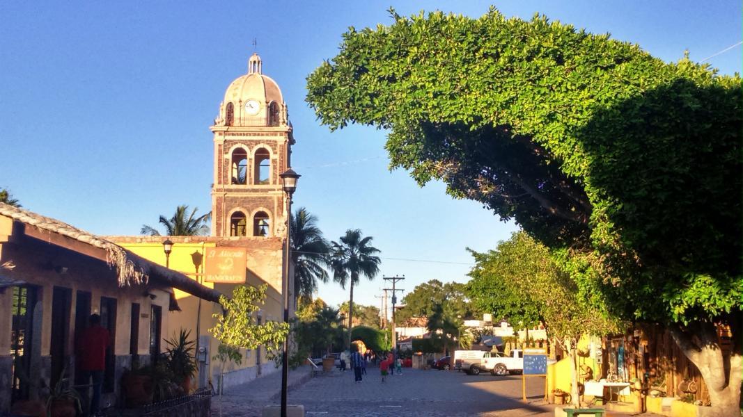 Baja California Sur – Loreto