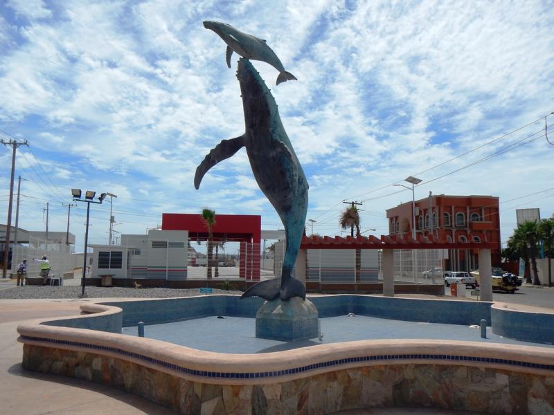 Przeprawa na Baja California