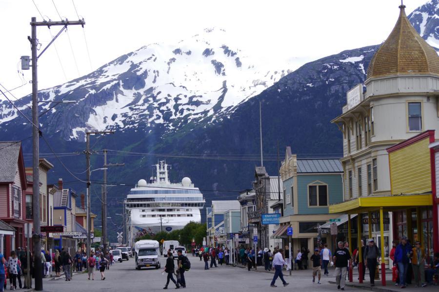 Alaska Skagway