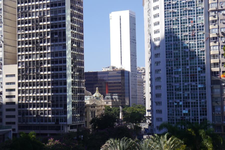 Rio de Janeiro – centrum