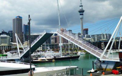 Pierwsze kroki w Nowej Zelandii