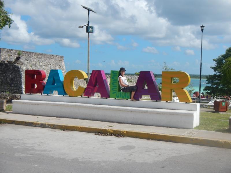 Znowu w Bacalar
