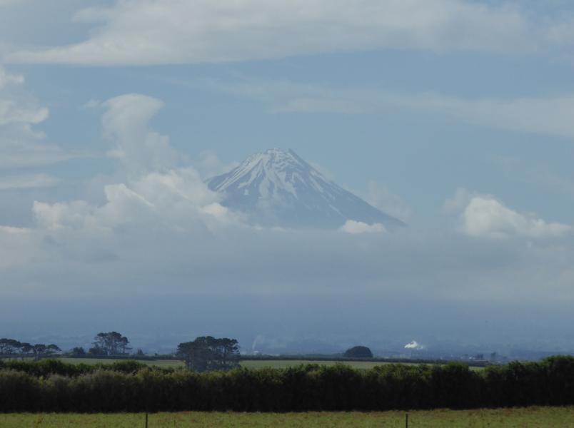 Na zachód od Taupo