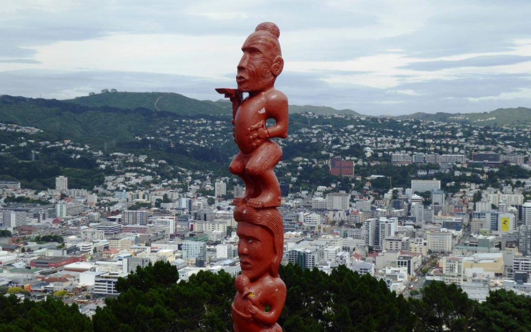 Wellington Whanga-nui-a-Tara