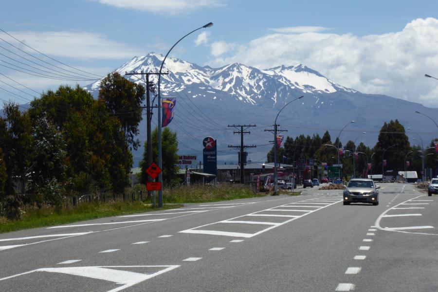 Spod wulkanów do morza