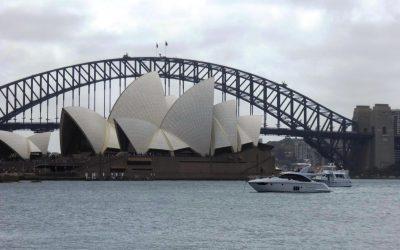 Sydney w dużej pigułce