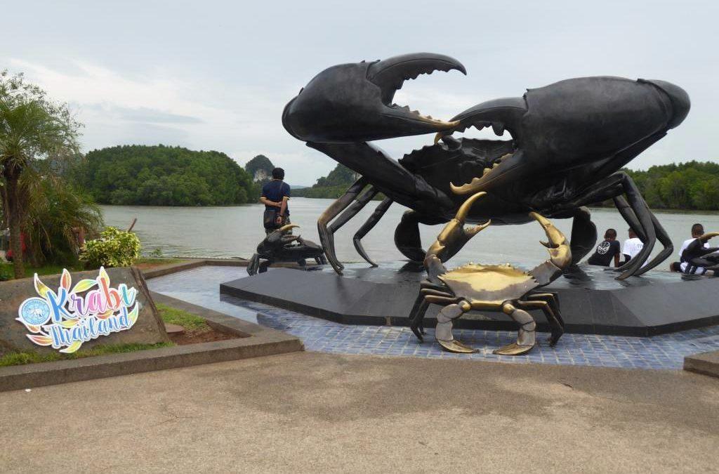 Krabi – czyli już w Tajlandii