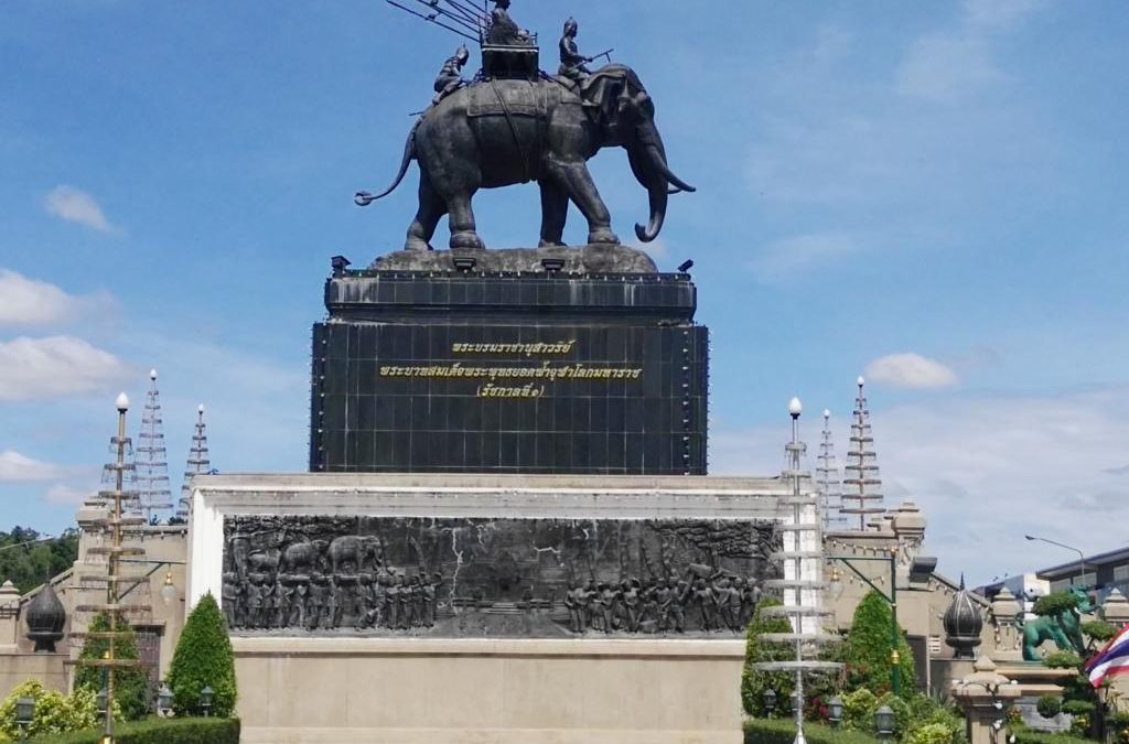 Tajlandia tu i tam