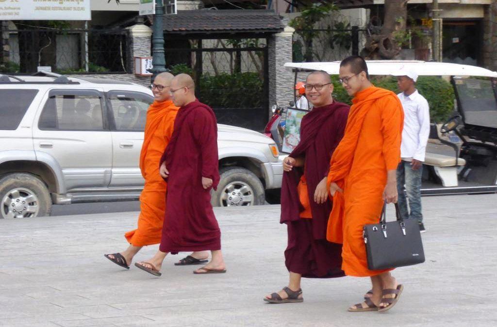 W stolicy – Phnom Penh