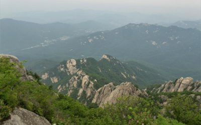 Wokół Seulu – Park Nar. Bukhansan