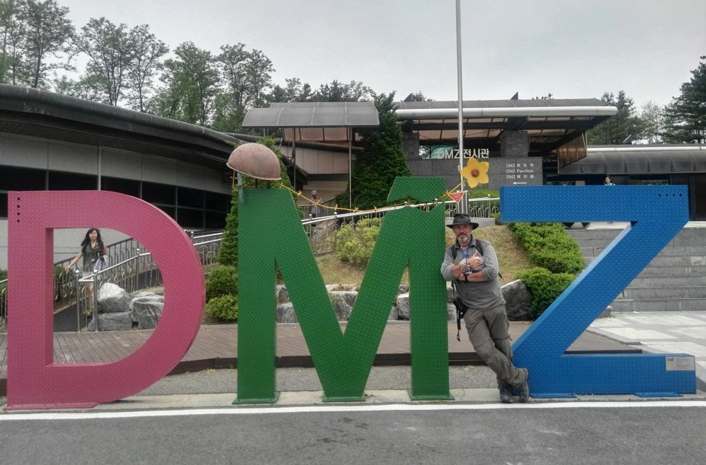 Wokół Seulu – DMZ (Demilitarized Zone)
