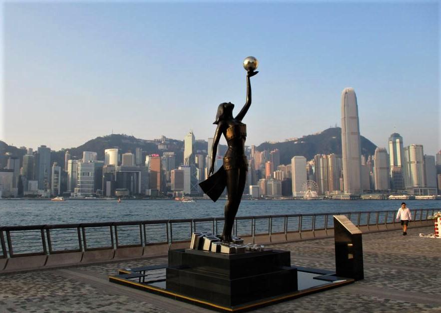 Hong Kong cz.2