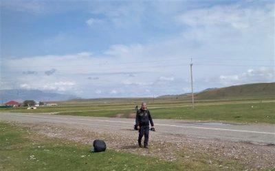Droga do Kirgistanu