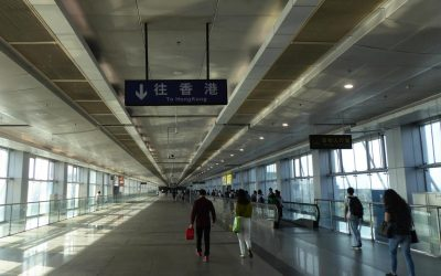 Droga do Hong Kongu