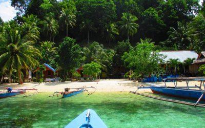 Ampana – droga na wyspy